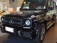Black Mercedes-Benz G63 AMG 2015 for sale in San Mateo