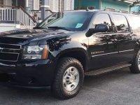 Selling Black Chevrolet Suburban 2009 in Quezon