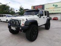 Selling White Jeep Wrangler 2013 in San Fernando