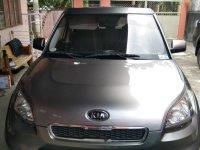 Silver Kia Soul 2011 for sale in Makati