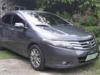 Selling Silver Honda City 2009 in Batangas