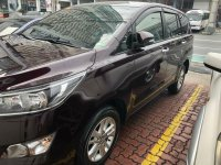 Selling Red Toyota Innova 2017 in Mandaluyong