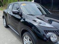 Selling Black Nissan Juke 2016 in Quezon