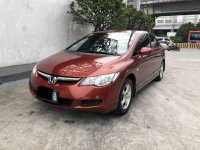 Selling Red Honda Civic 2008 in Quezon