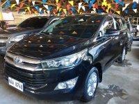 Selling Black Toyota Innova 2018 in Lapu Lapu