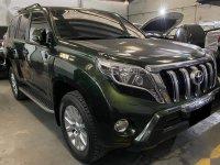 Selling Black Toyota Prado 2015 in Quezon