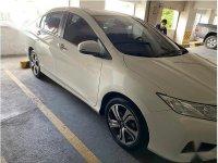 Pearl White Honda City 2015 for sale in Manila