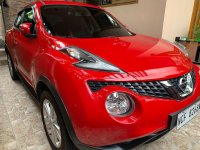 Selling Red Nissan Juke 2016 in Antipolo