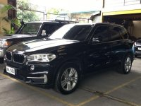 Selling Black BMW X5 2015 in Quezon