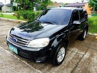 Black Ford Escape 2010 for sale in Manila