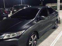 Grey Honda City 2015 for sale in Muntinlupa