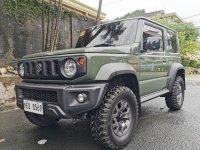 Green Suzuki Jimny 2020 for sale in Quezon