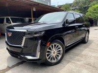 Black Cadillac Escalade ESV 2021 for sale in Pasig