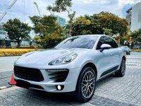 Brightsilver Porsche Macan 2019 for sale in Pasig