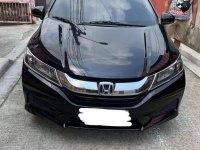 Selling Black Honda City 2016 in Quezon