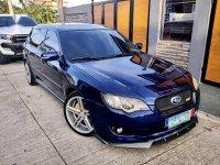 Blue Subaru Legacy 2008 for sale in Bulakan