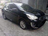 Selling Black Mitsubishi Mirage G4 2014 in Cainta