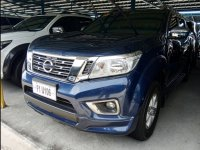 Blue Nissan NP300 Navara 2019 for sale in Paranaque