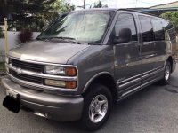 Silver Chevrolet Express 2001 for sale in Carmona