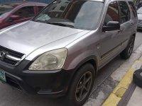 Brightsilver Honda CR-V 2002 for sale in San Juan