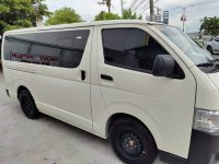 White Toyota Hiace 2021 for sale in Manila