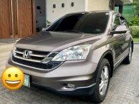 Silver Honda CR-V 2011 for sale in Makati