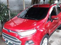 Selling Red Ford Ecosport 2016 in Mandaluyong
