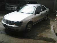 Pearl White Nissan Sentra 2008 for sale in Quezon