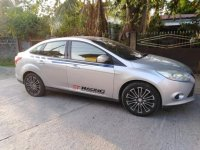 Selling Brightsilver Ford Focus 2013 in Pasig
