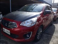 Red Mitsubishi Mirage G4 2019 for sale in Caloocan