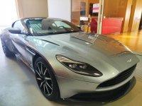 Selling Brightsilver Aston Martin DB11 2018 in Makati