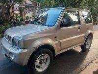 Brightsilver Suzuki Jimny 2002 for sale in Quezon