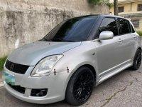 Selling Silver Suzuki Swift 2007 in Cavite