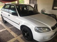 White Honda City 2000 for sale in Lingayen