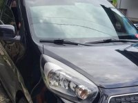 Selling Black Kia Picanto 2016 in Caloocan