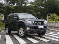 Selling Black Toyota Land Cruiser Prado 2012 in San Mateo