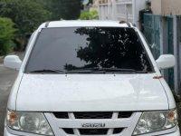 White Isuzu Crosswind 2009 for sale in Quezon