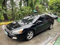 Selling Black Honda Accord 2005 in Bacoor