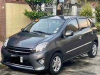 Silver Toyota Wigo 2015 for sale in Parañaque