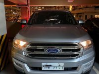 Brightsilver Ford Everest 2018 for sale in Manila