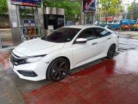 Pearl White Honda Civic 2020 for sale in Manila