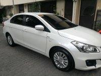 White Suzuki Ciaz 2019 for sale in Quezon