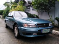 Selling Blue Nissan Cefiro 1996 in Quezon