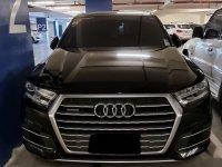 Black Audi Q7 2017 for sale in Makati