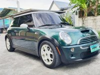 Selling Green Mini Cooper S 2004 in Bacoor