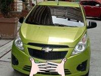 Selling Green Chevrolet Spark 2012 in Binangonan