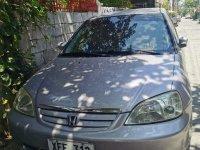 Brightsilver Honda Civic 2002 for sale in Pateros