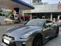 Selling Silver Nissan GT-R 2018 in Quezon