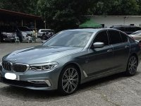 Brightsilver BMW 530D 2018 for sale in Taguig