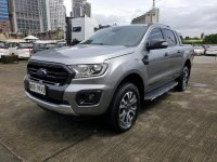 Selling Silver Ford Ranger 2019 in Pasig
